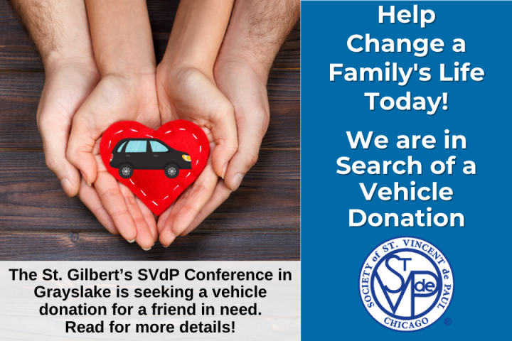 Copy of Vehicle Donation Friend in Need