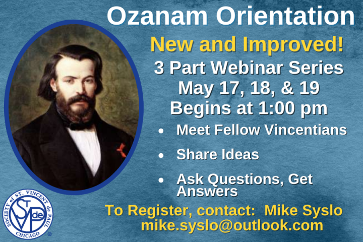March Ozanam Orientation (1)
